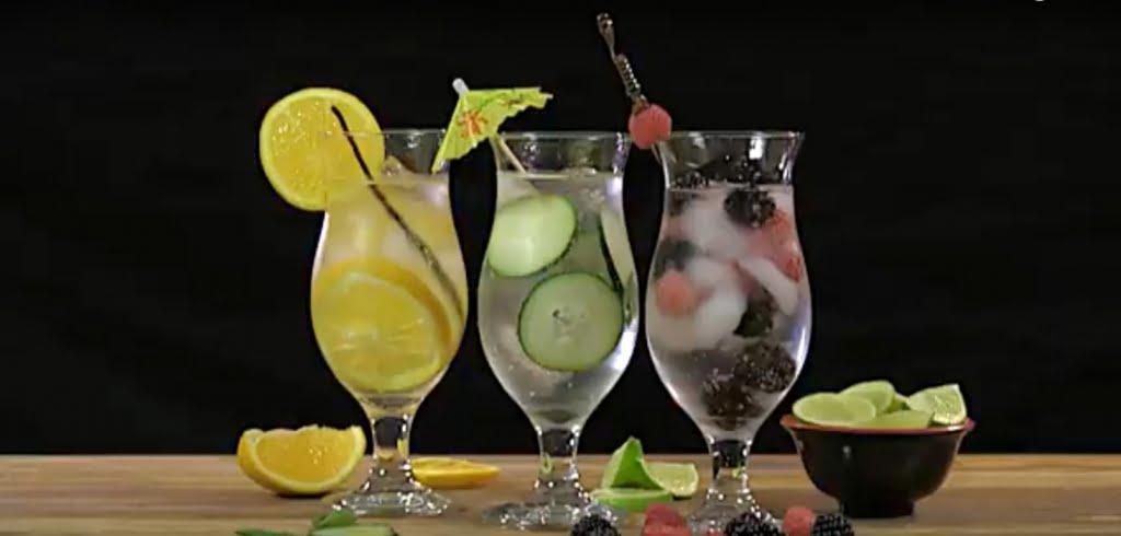 3 recetas para tu Gin