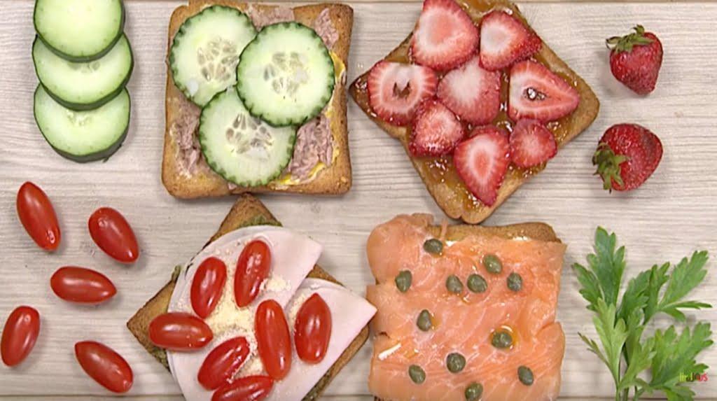 Desayuno práctico y saludable