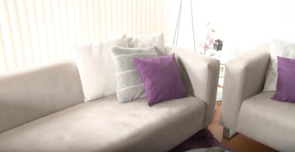 Renueva los cojines de tu sala