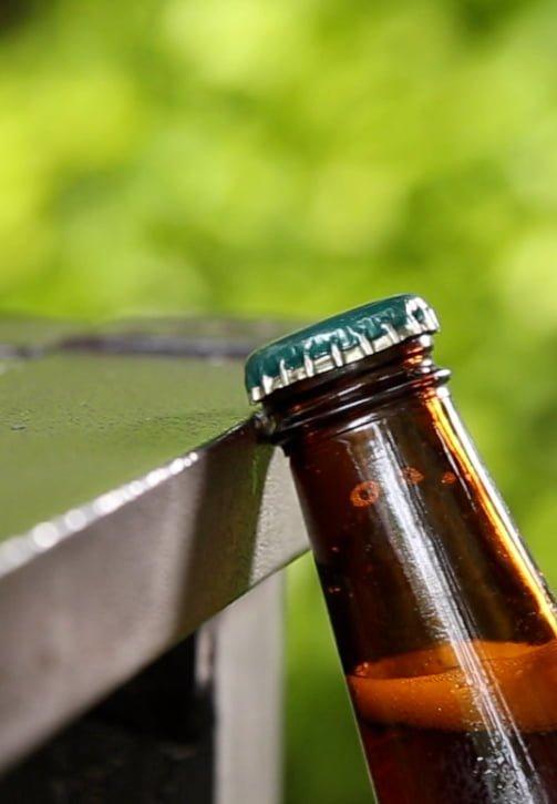 Así destapamos la cerveza a lo mexicano